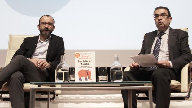 Rafael Santandreu y Francisco Robles