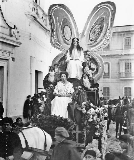 El Cortejo de la Ilusión en 1928