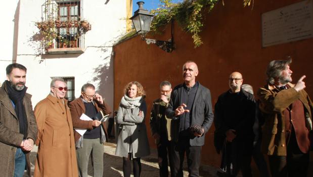 Antonio Muñoz ha sido el encargado de anunciar la posible adquisición de la casa de Luis Cernuda por parte del Ayuntamiento de Sevilla