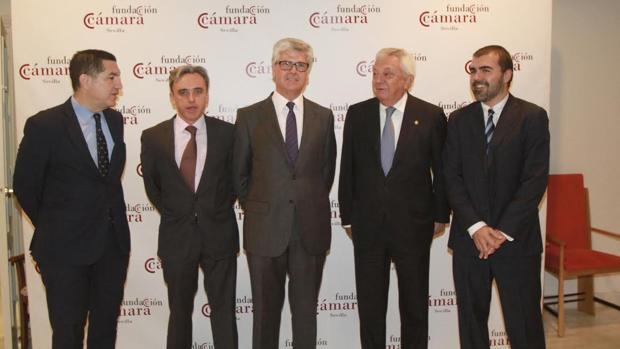 La conferencia para el Consorcio de la Zona Franca de Sevilla ha tenido lugar en el Club Antares