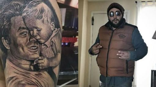 70fbed327ebe7 El tatuaje que Kiko Rivera se hizo en el brazo