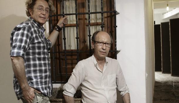 Los diseñadores en la casa natal de Velazquez