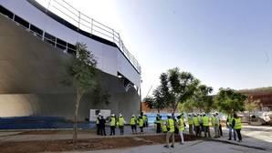 El CaixaForum de Sevilla se inaugurará el 3 de marzo tras una inversión de 20 millones de euros