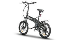 ¿Quieres conseguir esta bicicleta eléctrica?