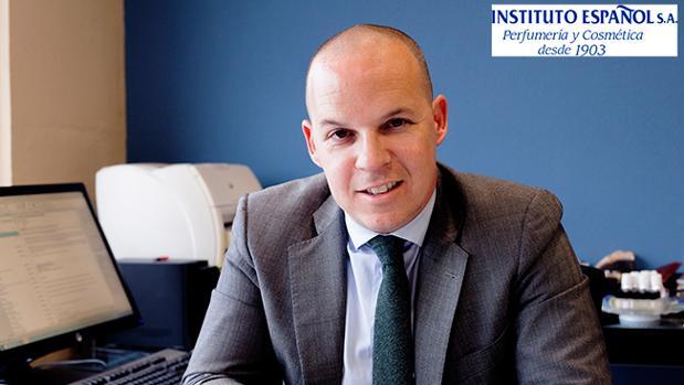 Vicente Granados Royo, gerente de Instituto Español