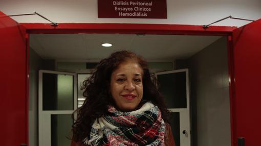 Manuela Guerra espera un trasplante de riñón desde hace tres años