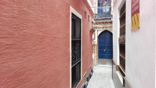 Calle Lope de Rueda (102 cm)