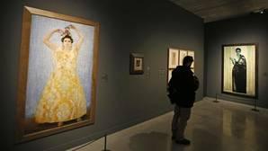 Anglada Camarasa y el retrato abren CaixaForum
