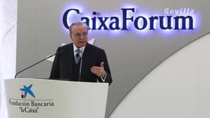 Isidro Fainé: «El CaixaForum de Sevilla es la casa de todos»