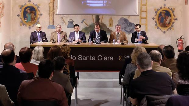 Presentación del libro «San Lorenzo, un barrio en la historia de Sevilla»