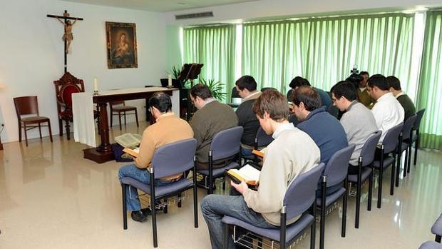 Alumnos del Seminario de Sevilla