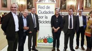 Presentación de la Red de Ciudades por la Bicicleta