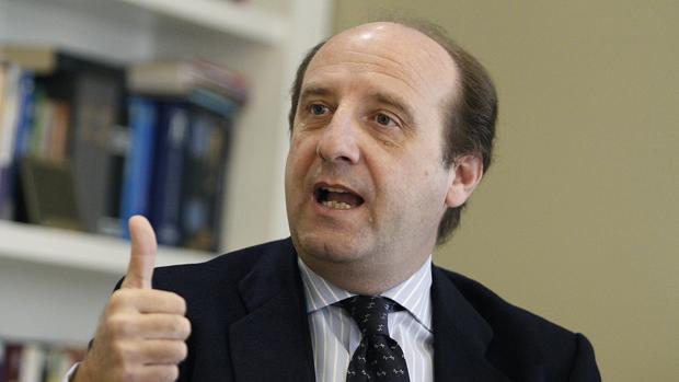 El abogado Joaquín Moeckel
