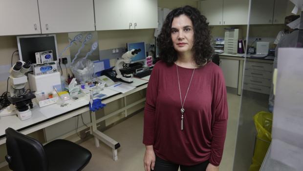 Isabel Rodríguez, madre de tres niñas por técnicas de reproducción asistida