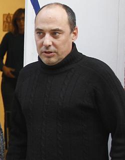 El abogado, Luis de los Santos