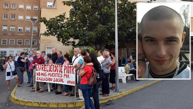 La familia del joven Piotr Piskozub reclama al SAS una indemnización de 136.681 euros por su muerte