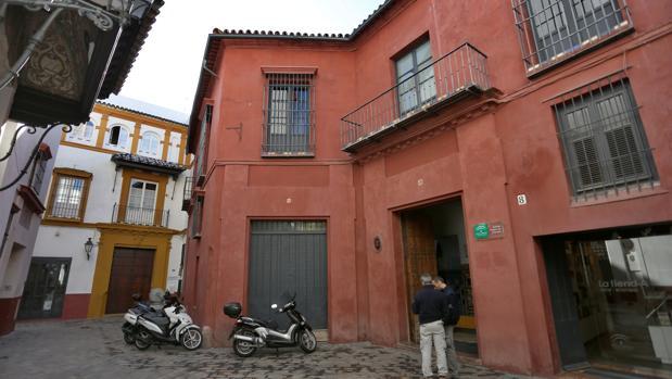 Murillo espera su casa museo for Casas de sofas en sevilla