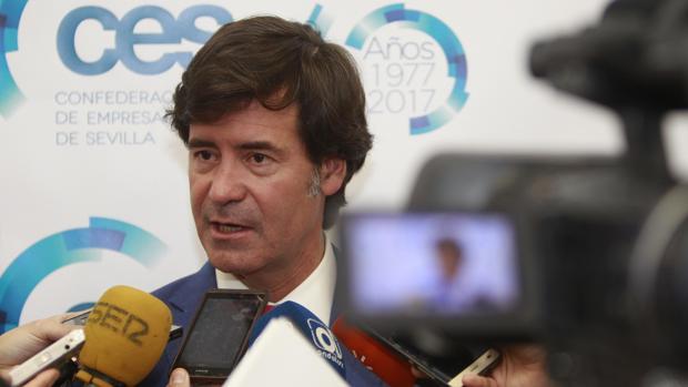 El presidente de la CES, Miguel Rus