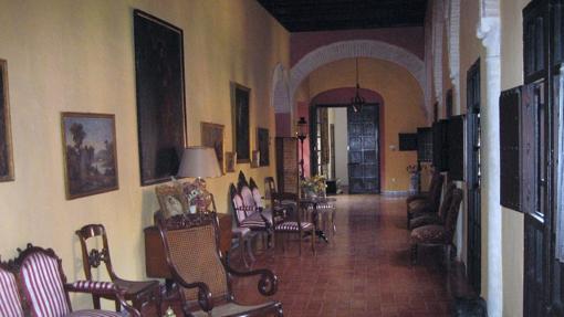 palacio en venta en jaen