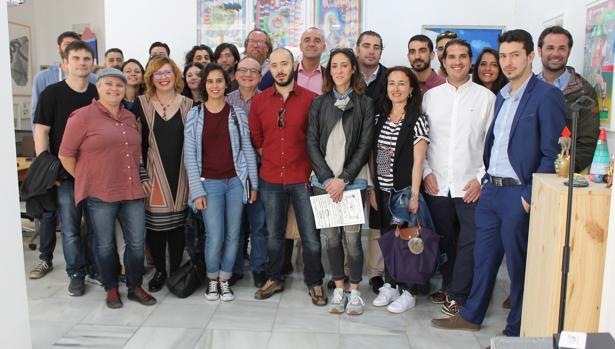 Presentación de la iniciativa «Sevilla mola»