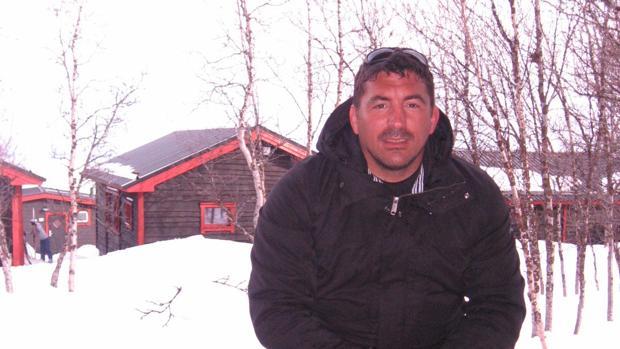 Chema Bohórquez, un sevillano que se ha visto sorprendido por el atentado de Estocolmo
