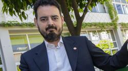 José Barrientos es vicedecano de la Facultad de Filosofía de Sevilla