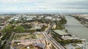 Imagen del parque tecnológico desde Torre Sevilla