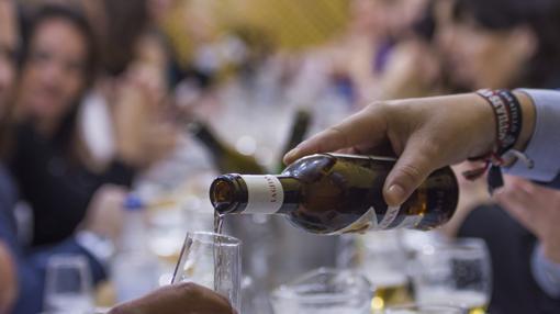 Manzanilla de Sanlúcar en la Feria, una bebida indispensable