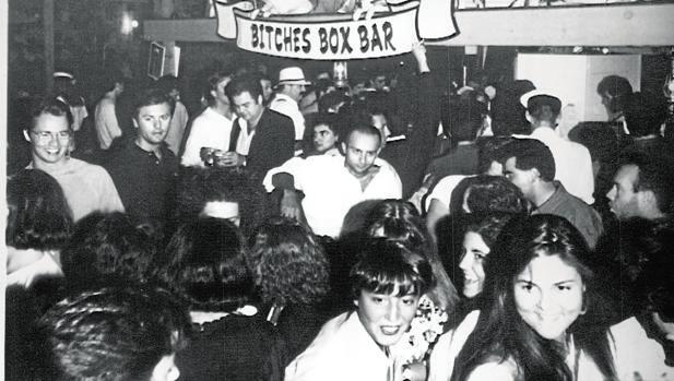 Las noches de la Expo siempre estaban muy animadas