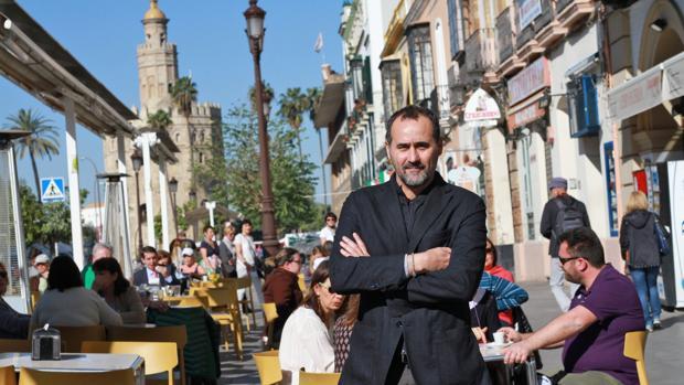 Pablo Arenas, presidente de los hosteleros