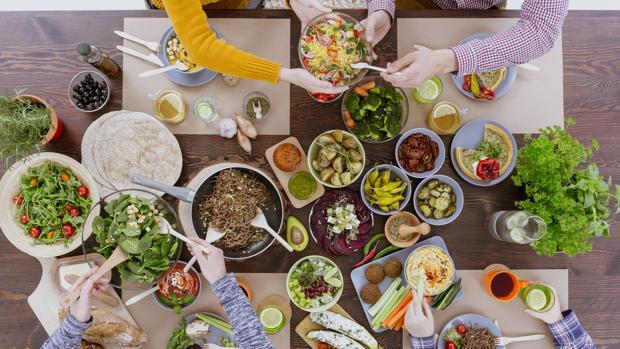 La dieta mediterránea es la más aconsejada para alimentarse bien y prevenir enfermedades