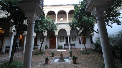 Sevilla esconde m s de una veintena de casas palacio - Casas en santa clara sevilla ...