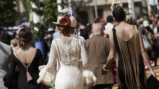 Los complementos de la flamenca, indispensables