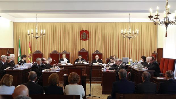 Cada año se suspenden más de 23.000 juicios en la provincia de Sevilla