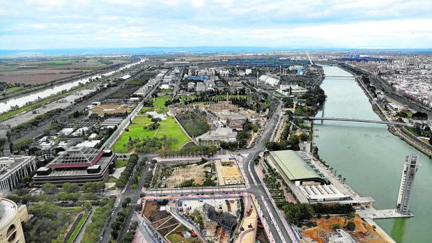 Las empresas extranjeras invierten 53 millones de euros en - Isla de la cartuja ...