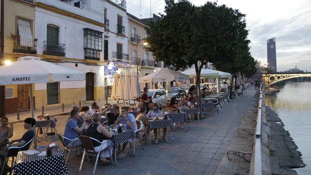 Imagen de la calle Betis