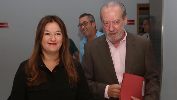 Verónica Pérez y Rodríguez Villalobos secundarán a Susana Díaz en la lista de compromisarios del PSEO de Sevilla