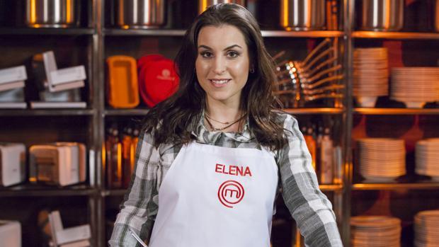 Elena, la sevillana de «MasterChef 5»