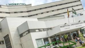 El bebé de siete meses se encuentra ingresado en el hospital Virgen Macarena de Sevilla