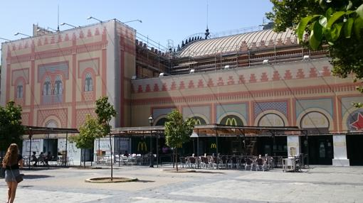 Plaza de Armas, centro comercial a medio gas a la espera de Primark