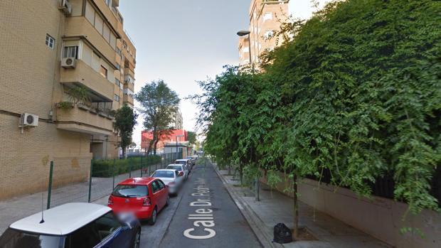 El suceso ha tenido lugar en la calle Doctor Pedro Albert de Sevilla