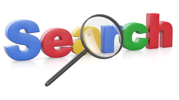 Apariencia del motor de búsquedas