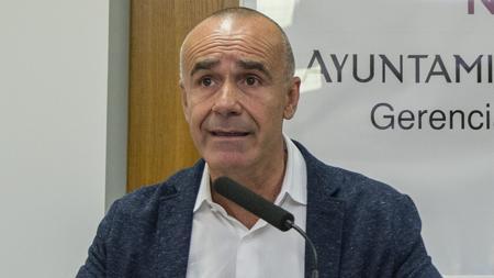 El concejal socialista Antonio Muñoz