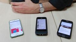 Algunos hijos llegan a pegar a sus padres cuando éstos les quitan los móviles