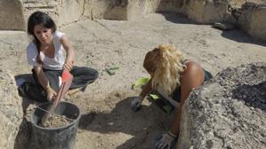 Fotogalería: Comienzan las excavaciones en una villa de Itálica