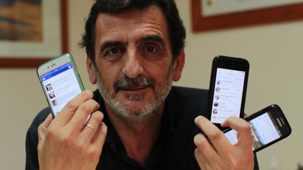 Jesús Herrera, director del Programa Joven de Proyecto Hombre
