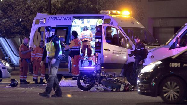 El accidente ocurrió en octubre de 2012 en un cruce junto al Nervión Plaza