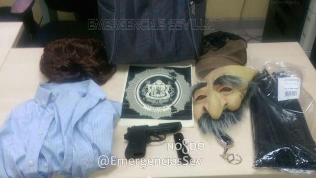 La polic a local detiene al presunto atracador de una for Oficinas bankinter cordoba