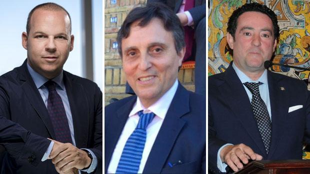 Vicente Granados, Paco Salas y Rafa González-Serna son los Reyes Magos de la Cabalgata 2018
