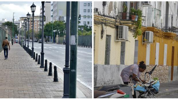 Sevilla en los extremos una radiograf a de la ciudad for Cartelera avenida sevilla